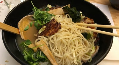 Photo of Asian Restaurant Wagamama at United Kingdom