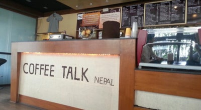 Photo of Coffee Shop Coffee Talk Nepal at Kamal Pokhari, Hattisar, Kathmandu, Nepal