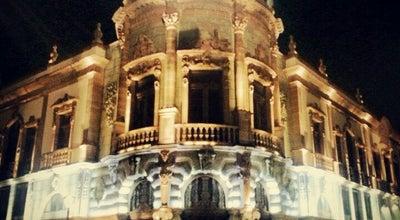 Photo of Theater Teatro Macedonio Alcalá at Independencia, Oaxaca 68000, Mexico