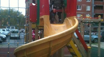 Photo of Playground Детская Площадка at Новоколомяжский Пр. 11, Russia