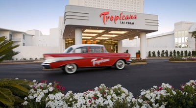 Photo of Casino Tropicana Las Vegas at 3801 Las Vegas Blvd S, Las Vegas, NV 89109, United States