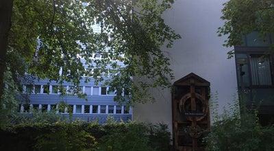 Photo of Gastropub Riegele Biergarten at Frölichstraße 26, Augsburg 86152, Germany