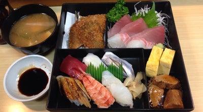 Photo of Sushi Restaurant 魚萬寿司 at 白子駅前15-13, 鈴鹿市 510-0241, Japan