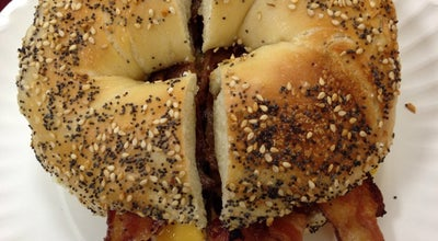 Photo of Bagel Shop Morristown Bagels And Deli at 123 Morris St, Morristown, NJ 07960, United States
