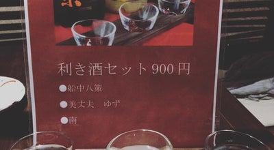 Photo of Sake Bar 潮亭 at 帯屋町1-2-13, 高知市, Japan