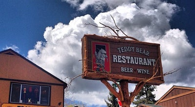 Photo of American Restaurant Teddy Bear Restaurant at 583 Pine Knot Blvd, Big Bear Lake, CA 92315, United States