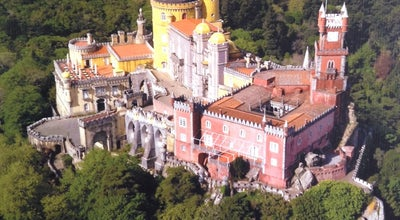 Photo of Palace Palácio da Pena at Estrada Da Pena, Sintra 2710, Portugal