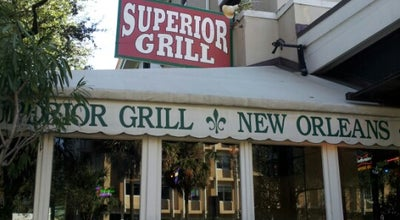 Photo of Mexican Restaurant Superior Grill at 3636 Saint Charles Ave, New Orleans, LA 70115, United States