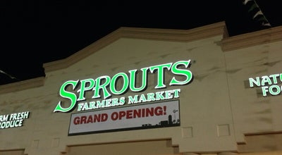 Photo of Supermarket Sprouts at 655 Sunland Park Dr, El Paso, TX 79912, United States