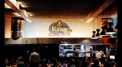 Photo of Bar Krug Bier at R. Mj. Lopes, 172, Belo Horizonte 30330-050, Brazil