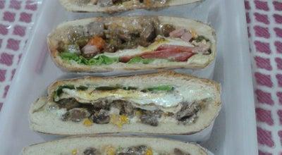 Photo of Burger Joint Ronaldo Lanches at Rua Leopoldo Souza Soares, 361, Pelotas 96060-460, Brazil