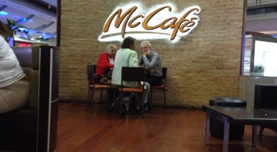 Photo of Cafe McCafe at Cc. Líder. Nivel Feria, Caracas 1010, Venezuela