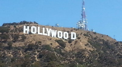 Photo of Mountain Hollywood Sign View at United States