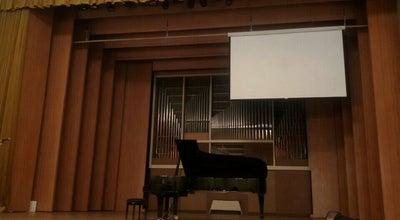 Photo of Concert Hall Conservatoire Recital Hall | კონსერვატორიის მცირე დარბაზი at 8 Griboedov St., Tbilisi, Georgia