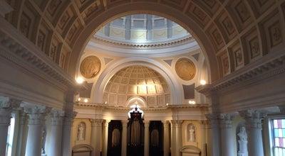 Photo of Church Hodges Chapel at 800 Lakeshore Dr, Homewood, AL 35209, United States
