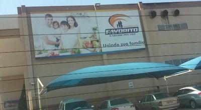 Photo of Supermarket Supermercado Favorito at R. Santos Dumont, Macapá, Brazil