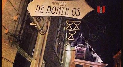 Photo of American Restaurant De Bonte Os at Torenstraat 1, Kampen 8261 BT, Netherlands