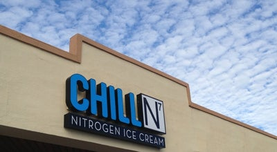 Photo of Ice Cream Shop ChillN Nitrogen Ice Cream at 8271 Sw 124th St, Miami, FL 33156, United States