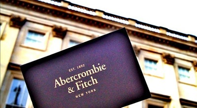 Photo of Clothing Store Abercrombie & Fitch at 7 Burlington Gdns, London W1S 3ES, United Kingdom