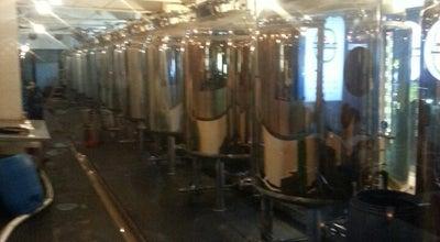 Photo of Bar 레비 마이크로 브루어리 (Levee Micro Brewery) at 영통구 영통로 103, 수원시 443-400, South Korea