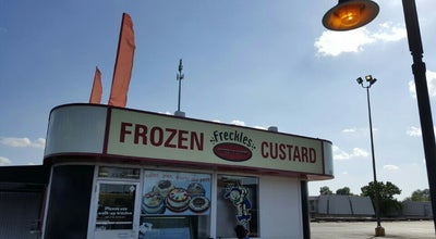 Photo of Dessert Shop Freckles Frozen Custard at 5138 S Harvard Ave, Tulsa, OK 74135, United States