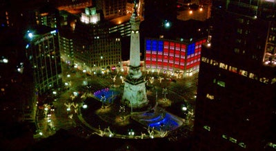 Photo of Plaza Monument Circle at Monument Cir, Indianapolis, IN 46204, United States