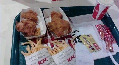 Photo of Fried Chicken Joint KFC MegaPlaza at Peru
