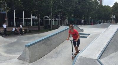 Photo of Skate Park Skatepark West-Blaak at Westblaak 107, Rotterdam 3012 KG, Netherlands