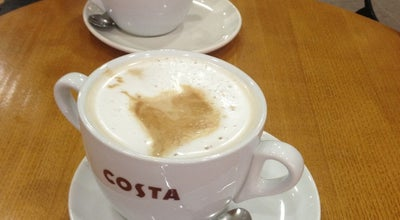 Photo of Coffee Shop Costa Coffee at Level 1 Lakeside Shopping Centre, Grays R M20, United Kingdom