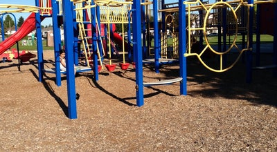 Photo of Playground Poplar Park at 7139 18th Ave, Burnaby, BC, Canada