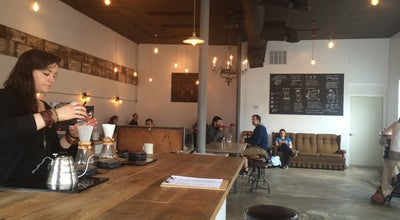 Photo of Coffee Shop Pour Coffee Parlor at 23 Somerton St, Rochester, NY 14607, United States