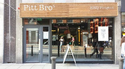 Photo of BBQ Joint Pitt Bros Smoked BBQ Project at S Gt George's St, Dublin 2, Ireland