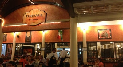 Photo of Pizza Place Pizzaria Fornace at Av. Dr. Odilon Fernandes, 870, Uberaba 38017-030, Brazil