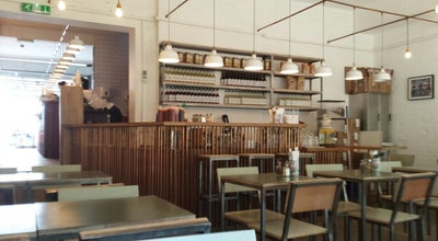 Photo of Coffee Shop Trade at 47 Commercial St, Spitalfields E1 6BD, United Kingdom