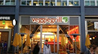 Photo of Vegetarian / Vegan Restaurant The Veggie Grill at 3055 Olin Ave, San Jose, CA 95128, United States