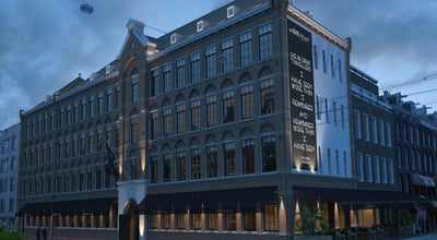 Photo of Hotel Sir Albert Hotel at Albert Cuypstraat 2-6, Amsterdam 1072 CT, Netherlands