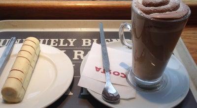 Photo of Coffee Shop Costa Coffee at Cremer Mall, Fareham PO16 0BT, United Kingdom