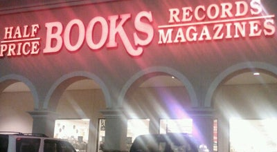 Photo of Bookstore Half Price Books at 961 Nasa Pkwy., Houston, TX 77058, United States