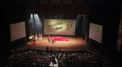 Photo of Theater Teatro Sesiminas at R. Padre Marinho, 60, Belo Horizonte 30140-040, Brazil