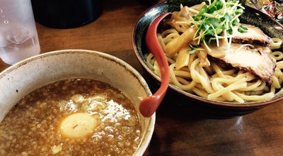 Photo of Food つけ麺 蝉時雨 at 粕壁東2-3-41, 春日部市 344-0062, Japan