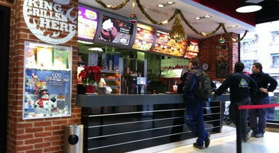 Photo of Fast Food Restaurant Burger King at C. Alcala, 610, Madrid 28022, Spain