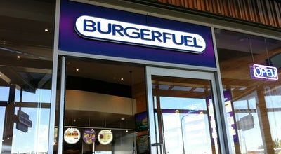 Photo of Burger Joint BurgerFuel at Te Awa Shopping Centre, Hamilton, New Zealand