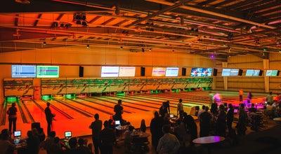Photo of Bowling Alley Zelta Boulinga un Skvoša centrs at Uzvaras Bulvāris 10, Riga 1048, Latvia