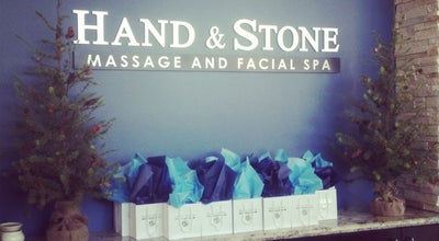 Photo of Spa Hand & Stone Massage and Facial Spa at 4526 Research Forest Drive, The Woodlands, TX 77381, United States