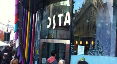 Photo of Coffee Shop Costa Coffee at 44 Lord St, Liverpool L2 1TD, United Kingdom