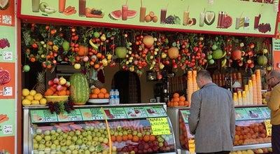 Photo of Juice Bar Tropical Vitamin at Alanya, Turkey