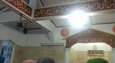 Photo of Mosque Masjid Tijanul Anwar at Jl. Suryakencana No. 31, Sukabumi, Indonesia