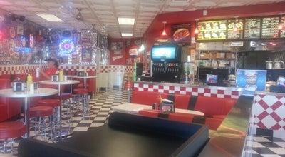 Photo of Burger Joint Lenny's Burger Shop at 1245 E Southern Ave, Mesa, AZ 85204, United States