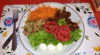 Photo of Brazilian Restaurant Restaurante Monte Olimpo at R. Albino Cardoso, 129, Araras 13600-350, Brazil