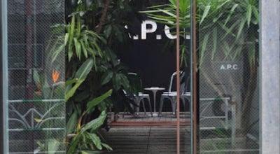 Photo of Men's Store A.P.C. 代官山 at 猿楽町25-2, 渋谷区 150-0033, Japan